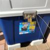 宅配BOX DIYで作成しました。費用約6000円也